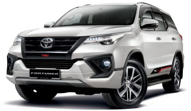 Toyota Fortuner 2018 Road Price full