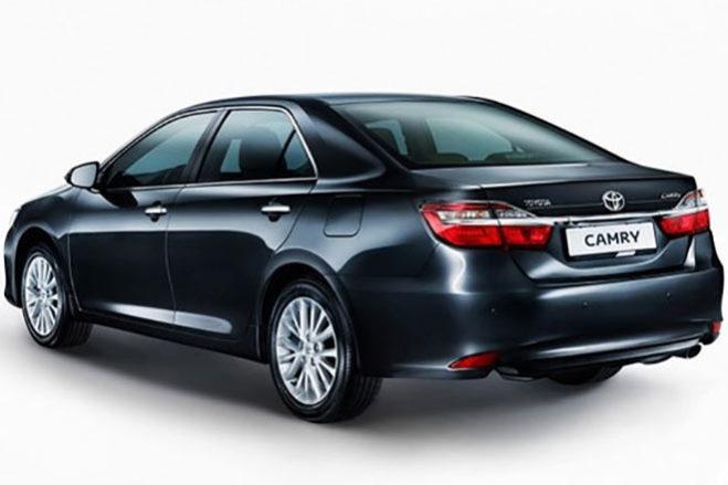 New Toyota Camry 2018 Road Price full