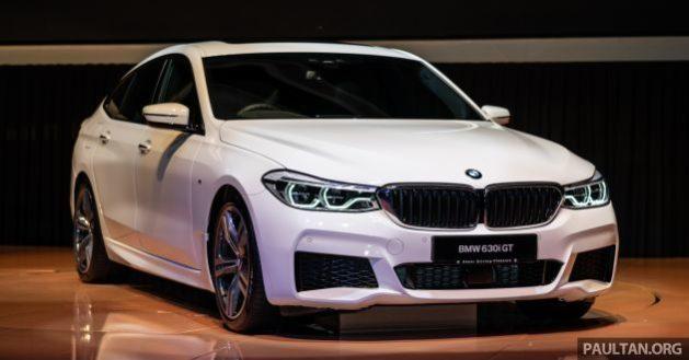 New BMW 6 Series 2018 Road Price