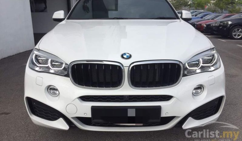 New BMW X6 2018 Road Price
