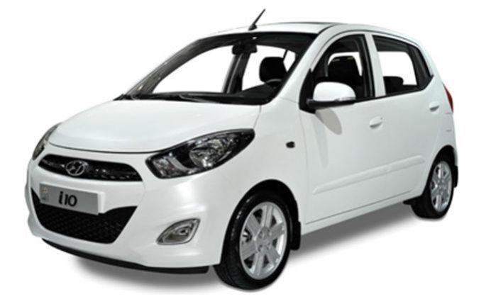 New Hyundai i10 2016 Road Price full