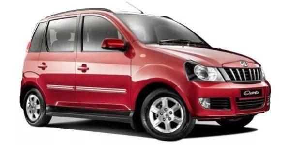 New Mahindra Quanto 2016 Road Price full